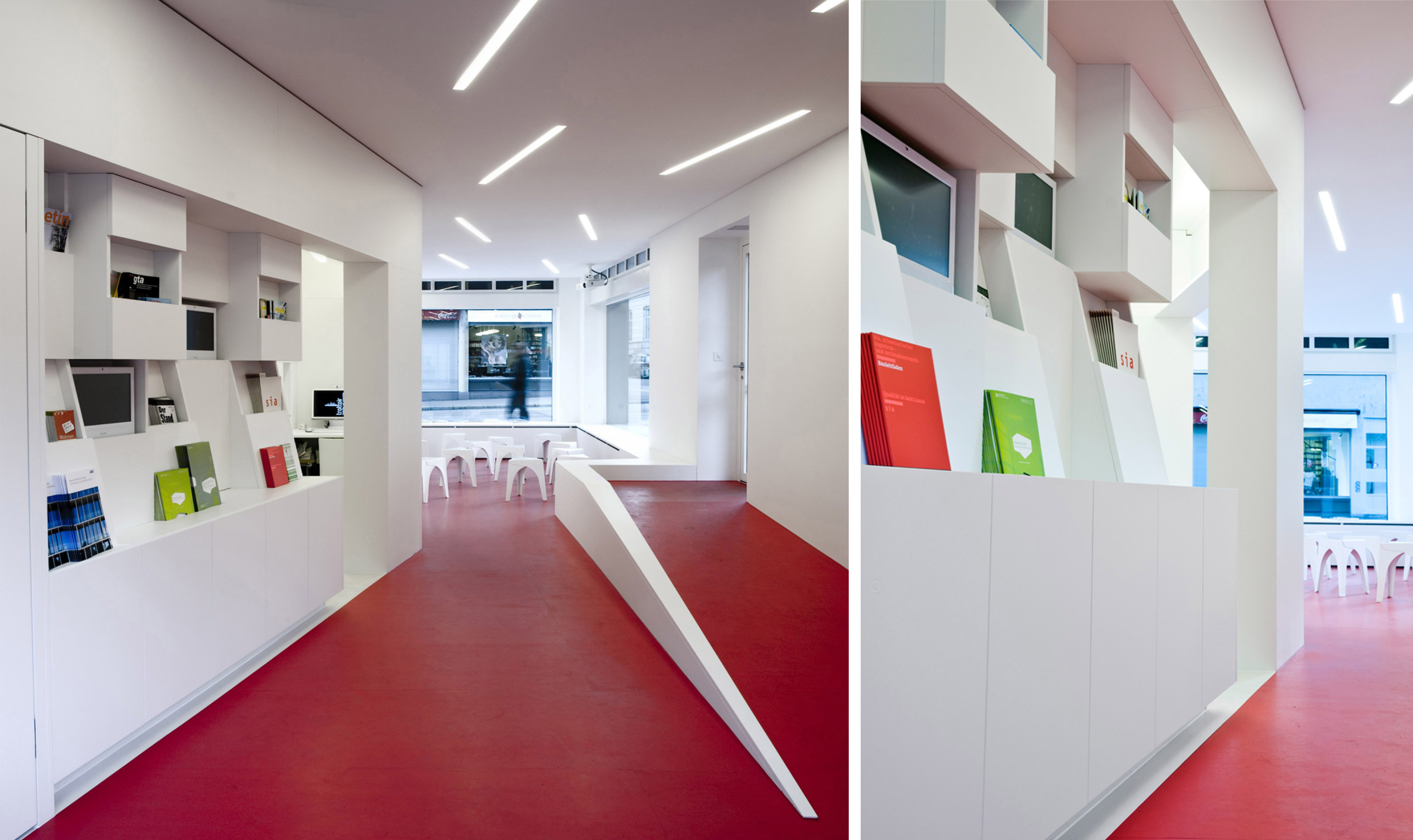 Baukultur-/Multifunktionsraum der SIA und der Stadt Zürich