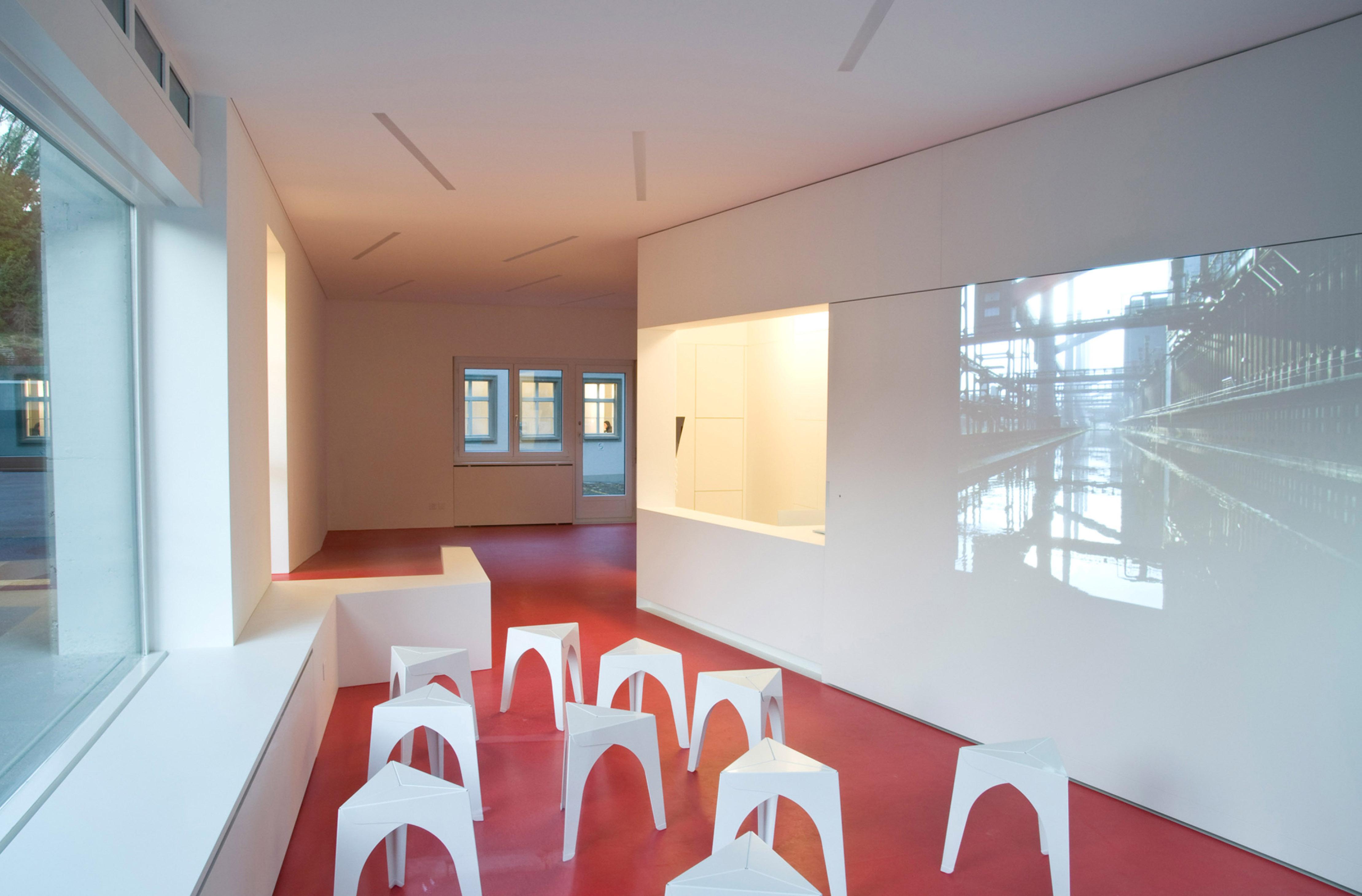 Präsentationsmodus der SIA und der Stadt Zürich