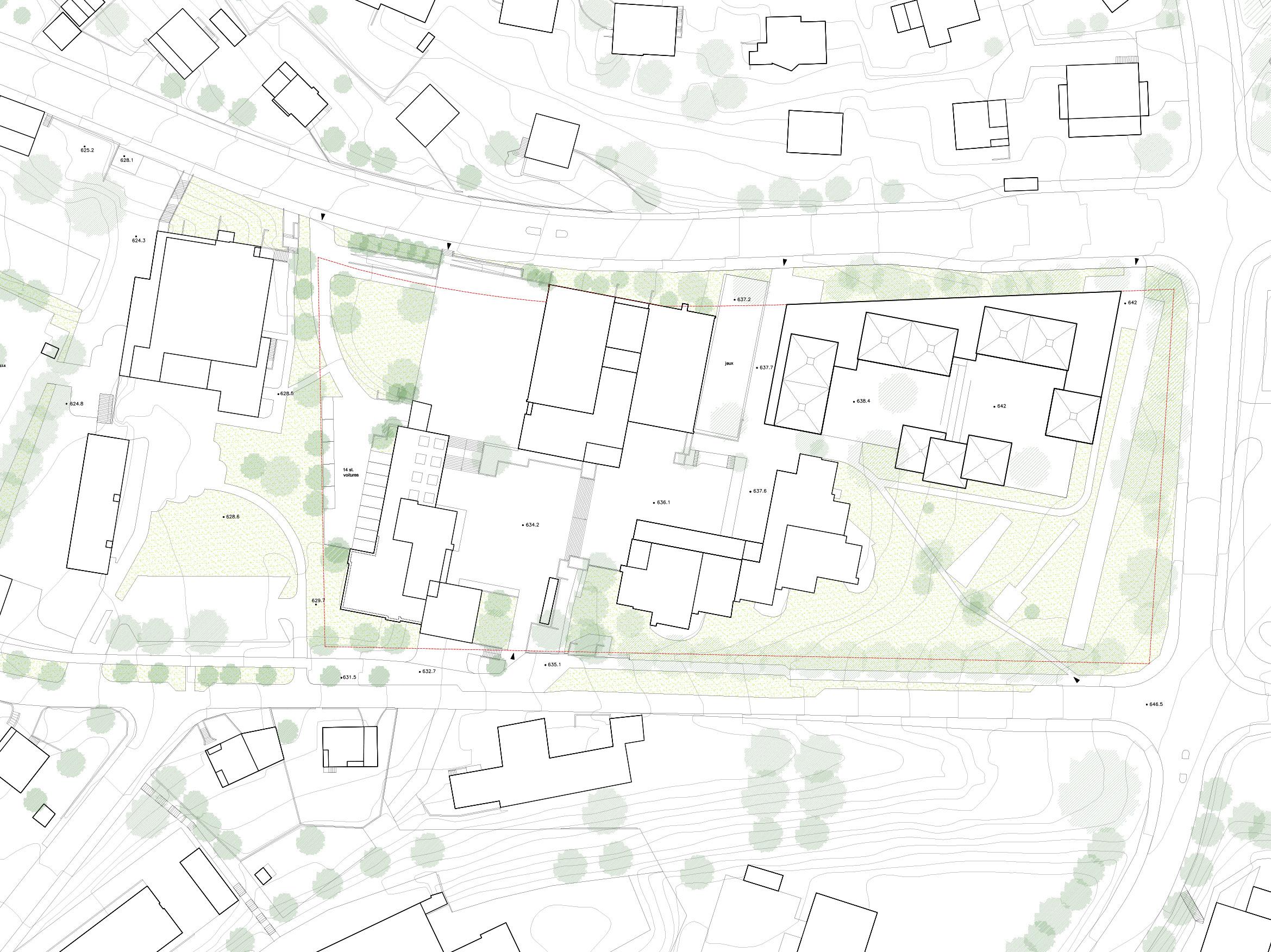 Städtebau - Umgebung