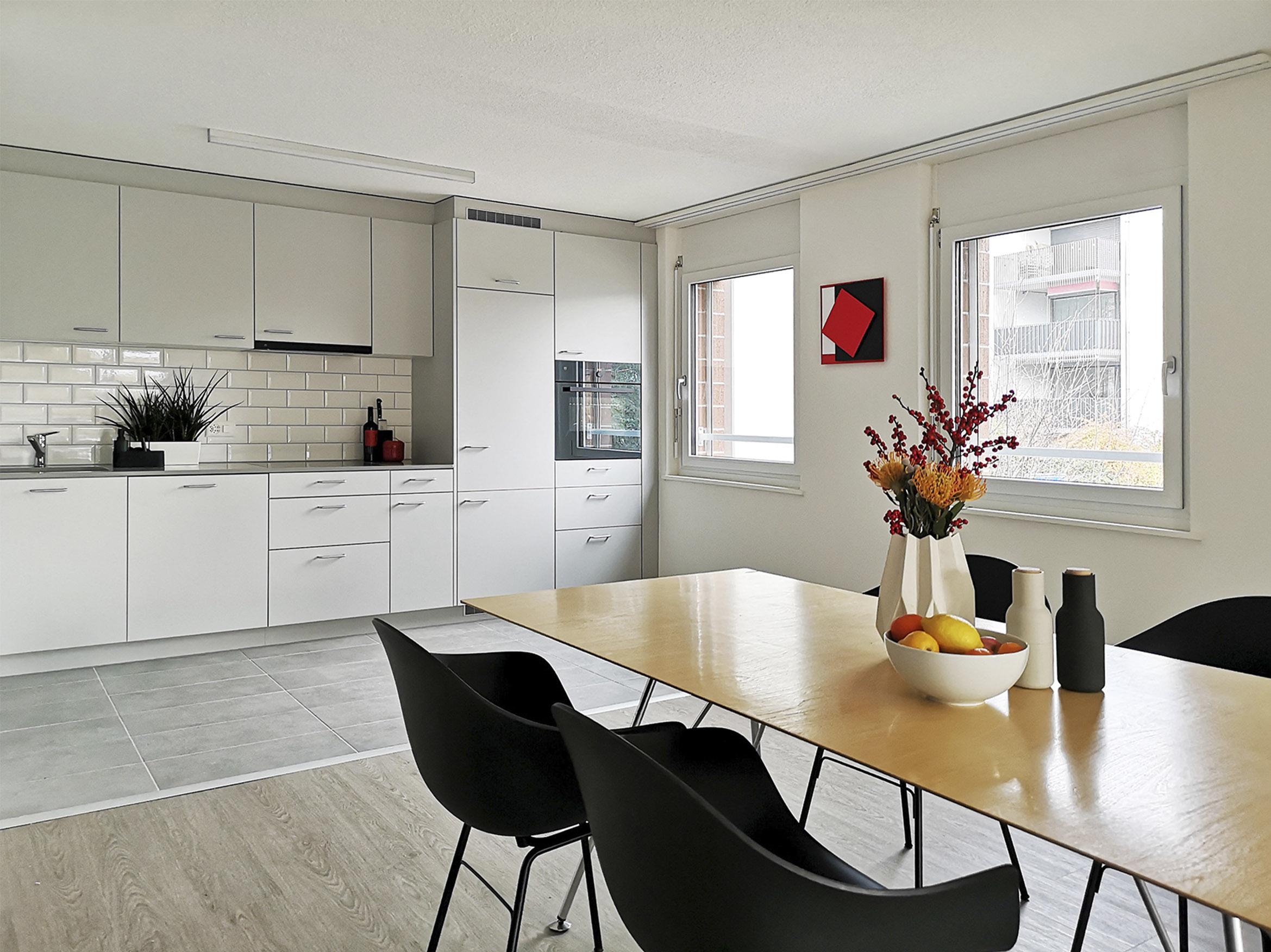 neue offene Küchen