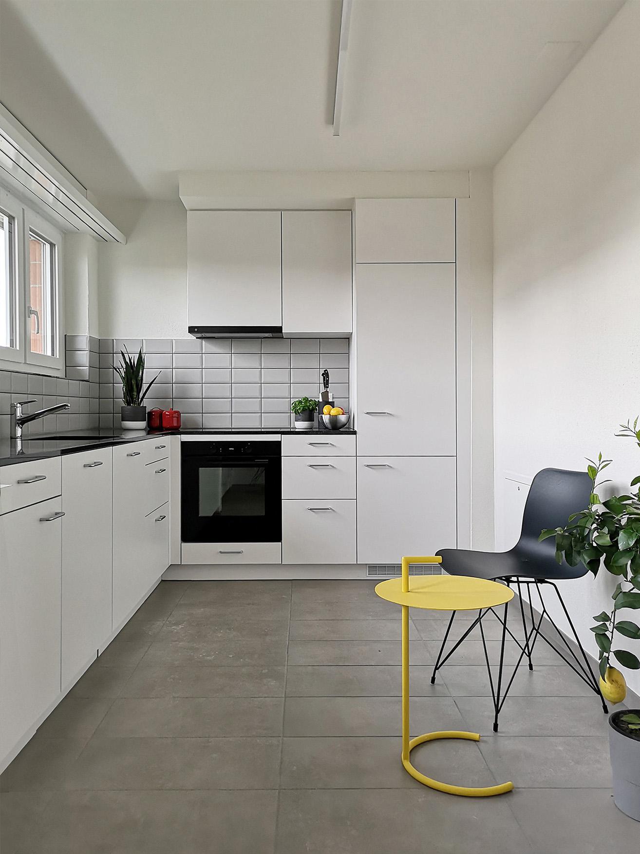 neue offene Küche